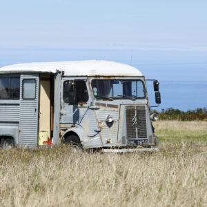 used RV van